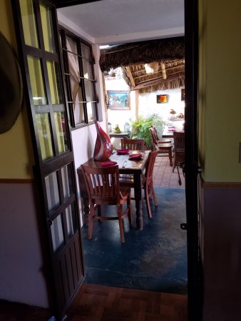 Landi's: other seating area