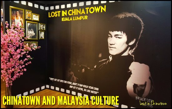 Lost In China Town