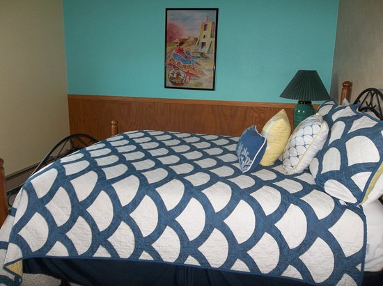 Eagle Nest, NM: Additional queen bed in a separate room