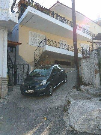 Vasilis Hotel: уже сажусь