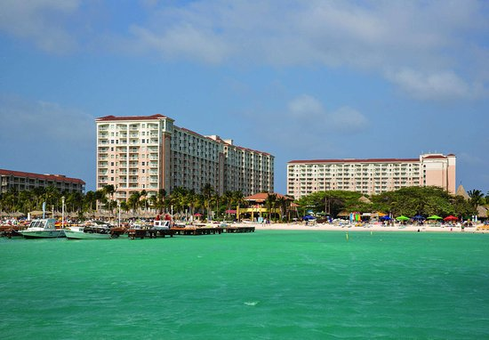 Marriott's Aruba Surf Club: Exterior