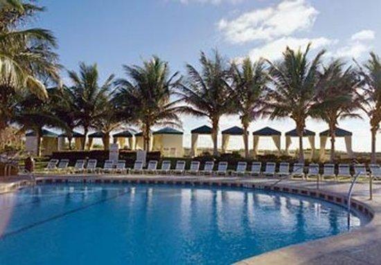 Marriott's Ocean Pointe : Outdoor Pool