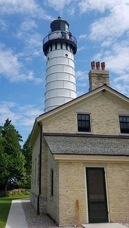 ‪‪Baileys Harbor‬, ‪Wisconsin‬: Cana Island Light House, Door County, Wisconsin‬