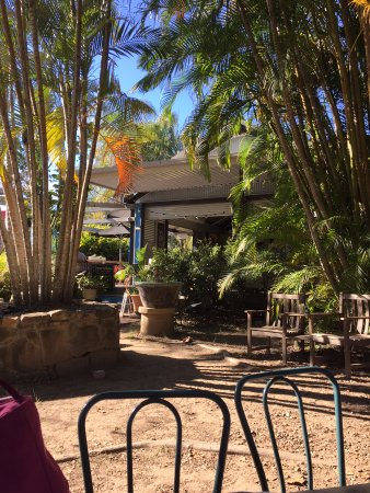 Doonan, Australien: outdoor seating