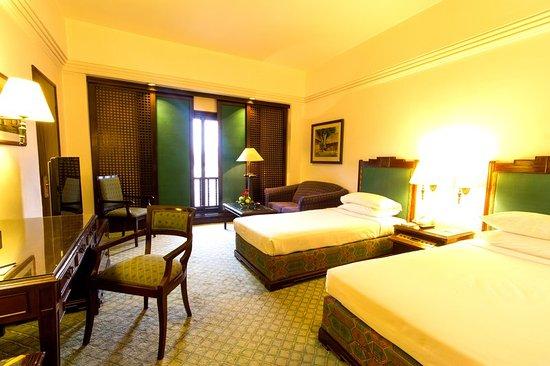 Crowne Plaza Kathmandu-Soaltee: Deluxe Room Twin