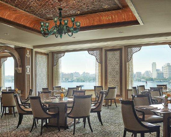 Four Seasons Hotel Cairo at Nile Plaza: CAI Zitouni Restaurant