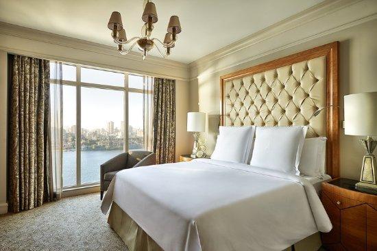 Four Seasons Hotel Cairo at Nile Plaza: CAI Diplomatic Suite