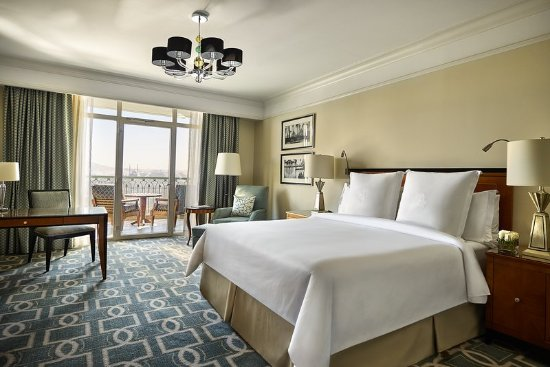 Four Seasons Hotel Cairo at Nile Plaza: CAI Deluxe Room