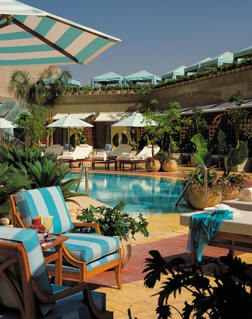 Four Seasons Hotel Cairo at Nile Plaza: CAI Pool