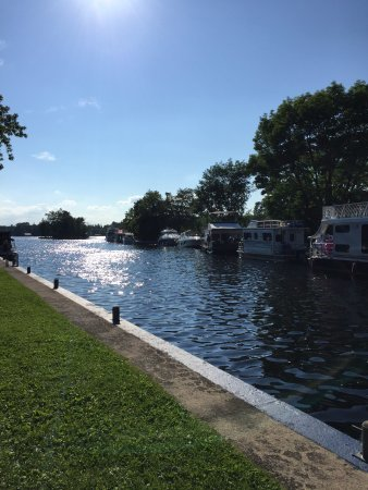 Bobcaygeon, Канада: House-boating