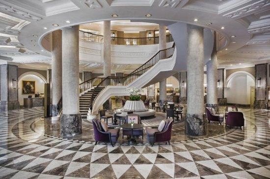Conrad Istanbul Bosphorus: Lobby