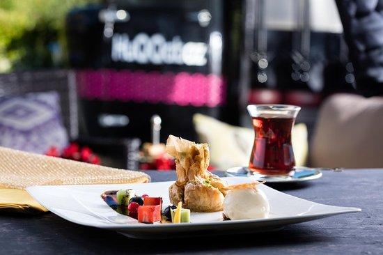 كونراد إسطنبول بوسفوروس: Huqqa Lounge