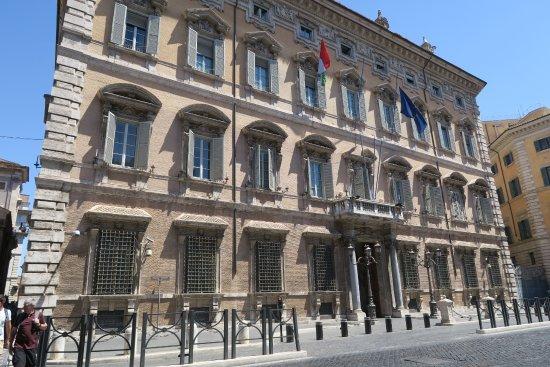 Senato picture of palazzo madama sede del senato della for Senato repubblica