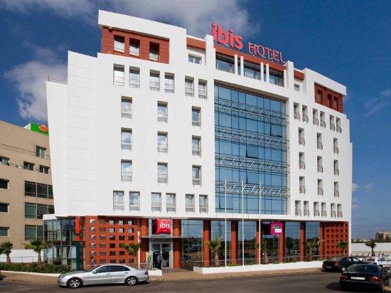 卡薩布蘭卡西迪馬魯夫宜必思酒店照片