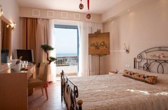 Agios Prokopios, Grécia: Guest Room