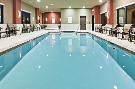 Holiday Inn Hotel & Suites Tulsa South: Swimming Pool