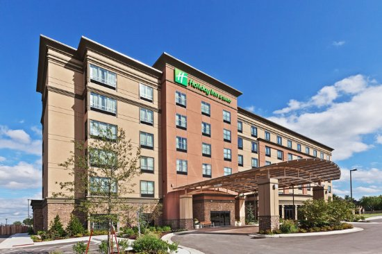 Holiday Inn Hotel & Suites Tulsa South: Hotel Exterior