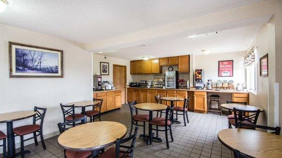 Econo Lodge: Breakfast