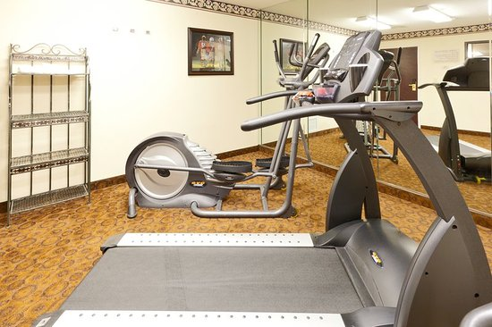 Trussville, AL: Fitness Center
