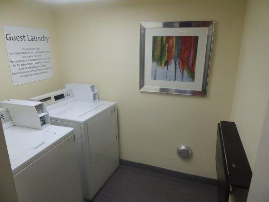Trussville, Αλαμπάμα: Laundry Facility