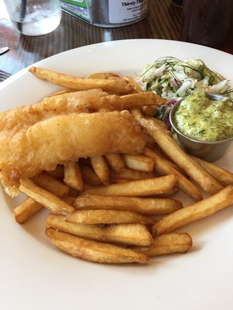 Cassidy Country Kitchen Fish And Chips