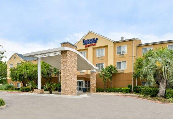 Fairfield Inn & Suites Beaumont: Exterior