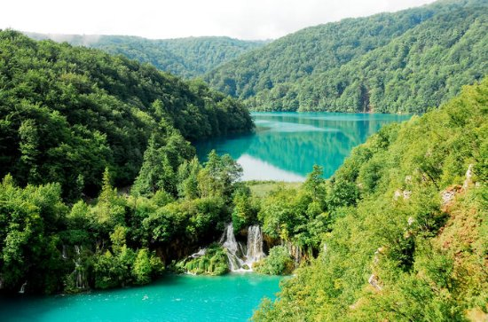 Plitvice Lakes Day Trip from Split