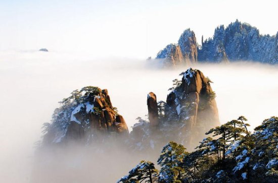 2-Day Sightseeing of Huangshan and...
