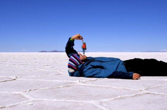 3-Day Salt Flat & Desert Adventure...