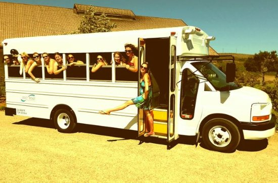 Private Party Bus Tour in the Santa