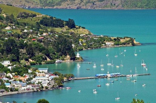3-Day Christchurch and Akaroa Tour ...