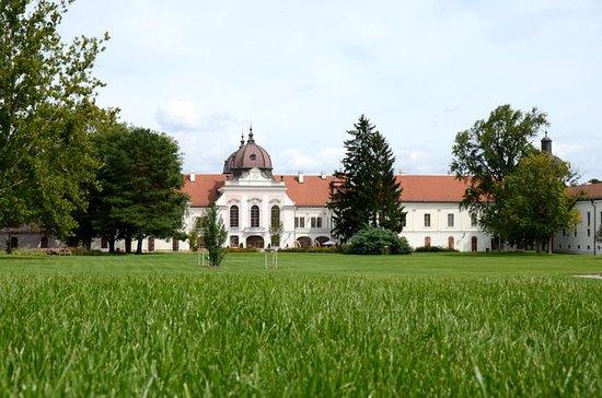 Sisis Godollo Palace Tour von Budapest