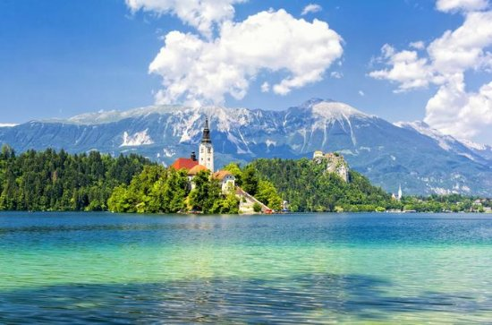 Lake Bled Day Trip from Western...