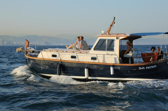 Sailing Experience on a Menorquin...