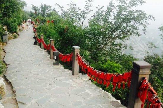 Lock Your Love on Simatai Great Wall...