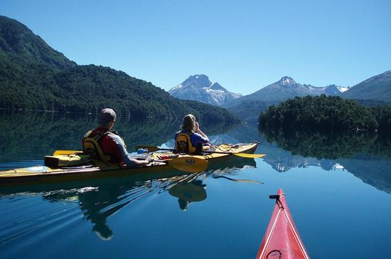 Half Day Soft Kayak Bariloche