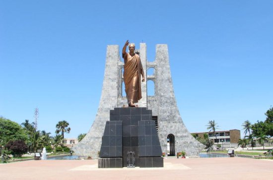 6-Hour Small Group Accra City Tour...