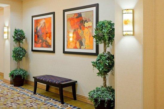 South Plainfield, Nueva Jersey: Hotel Lobby