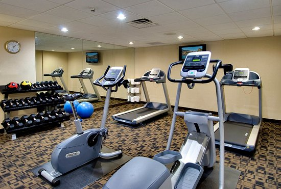 South Plainfield, Nueva Jersey: HSPExercise Room For Web Imagic