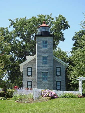 Sodus Point, Estado de Nueva York: Sodus Bay Lighthouse Museum