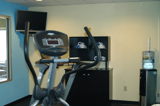 Athens, TN: Fitness Center