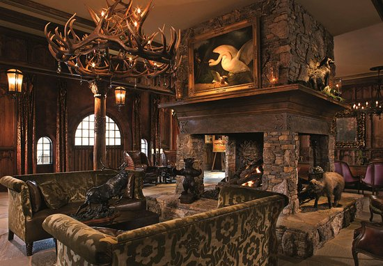Grand Bohemian Hotel Asheville, Autograph Collection : Lobby