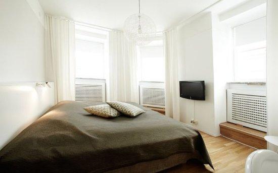Aston Hotel: Standard Doubleroom