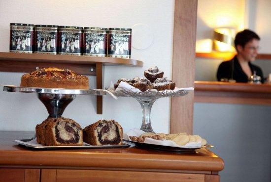 Aston Hotel: Restaurant