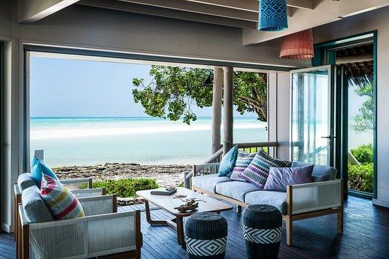 Quirimbas Archipelago, Mozambique: Main Lounge