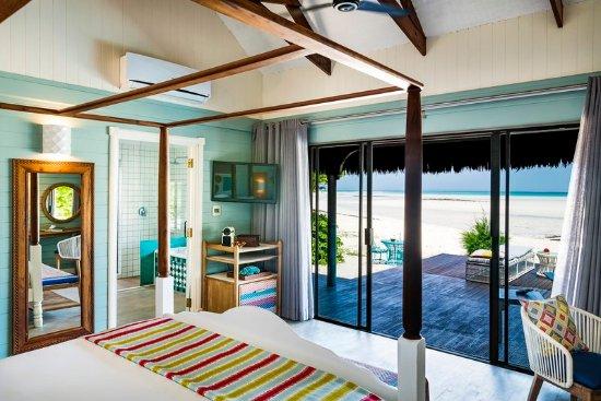 Quirimbas Archipelago, Mozambique: Villa Interior