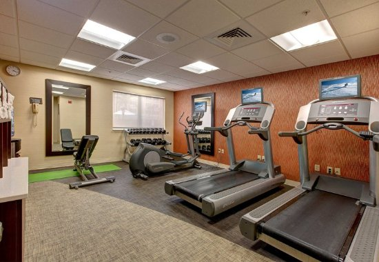 Residence Inn Orlando Convention Center: Fitness Center