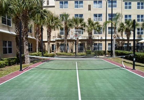 Residence Inn Orlando Convention Center: Sports Court