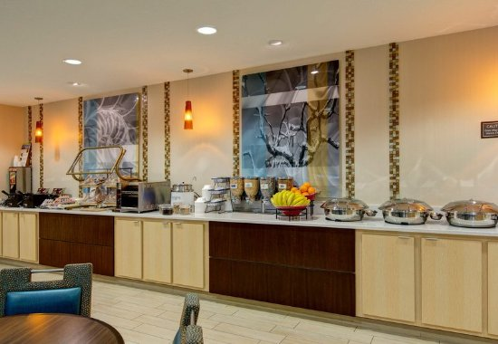 Residence Inn Orlando Convention Center: Breakfast Buffet