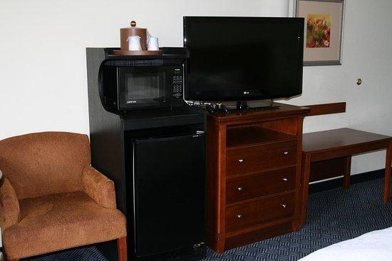 Pine Grove, بنسيلفانيا: Flat Screen TV